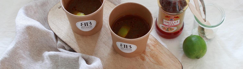bouillon recept soep