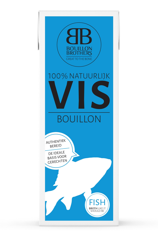 Visbouillon 1 liter