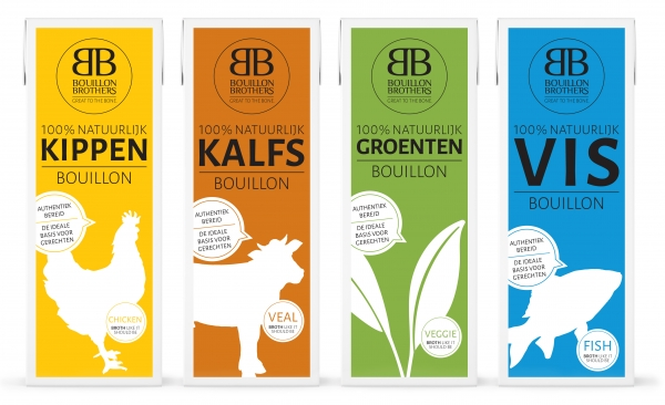 Bouillon Brothers product line up
